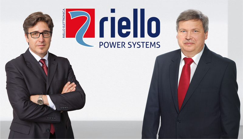 Managing Director and Dipl.-Ing. Luca Buscherini (left) and Mathias Sigl (right).